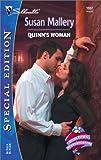 Quinn's Woman, Susan Mallery, 0373245572