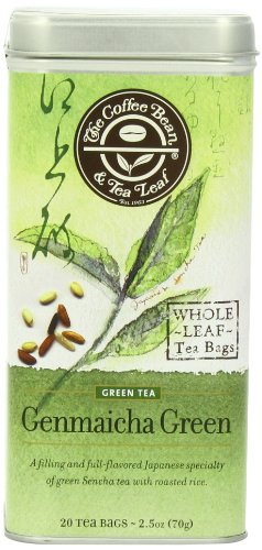 The Coffee Bean & Tea Leaf, 20 Count Tin