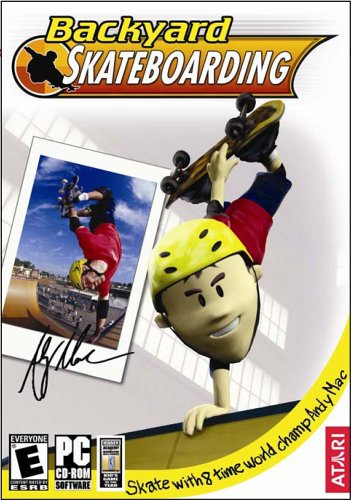 Humongous Entertainment Backyard Skateboarding 2006 - PC