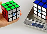 CuberSpeed Gans 356 Air (Master) 3x3 Black Magic cube Gan 356 Air (Master) 3x3x3 Speed cube With New Blue Core