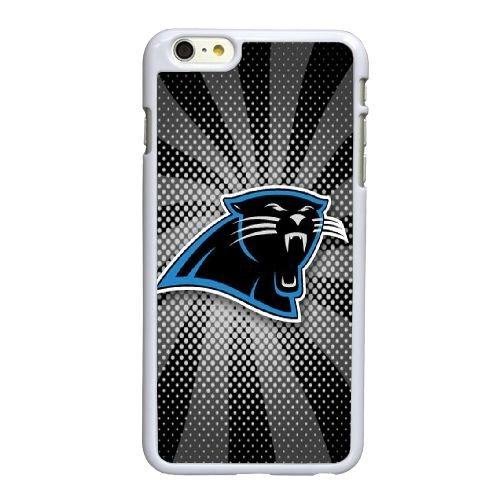Carolina Panthers R6P36F2CO coque iPhone 6 6S Plus 5.5 Inch case coque white 0LFS4L