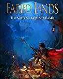 img - for The Serpent King's Domain: Large format edition (Fabled Lands) (Volume 7) book / textbook / text book