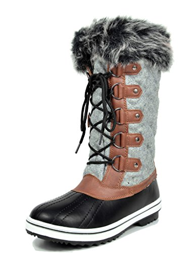 arctiv8-glacier-womens-winter-cold-weather-mid-high-faux-fur-snow-boots-black-grey-size-8