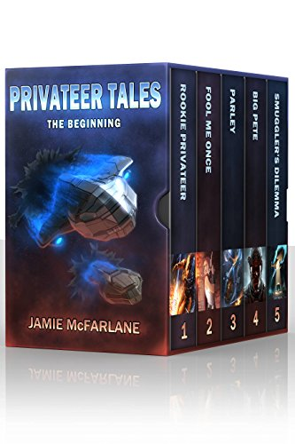 Action Fleet Boxed (Privateer Tales The Beginning: Boxed Set)