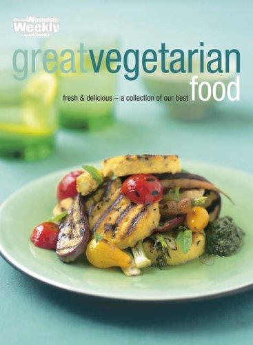 Great vegetarian food the australian womens weekly amazon great vegetarian food the australian womens weekly amazon susan tomnay editor 9781863962285 books forumfinder Choice Image