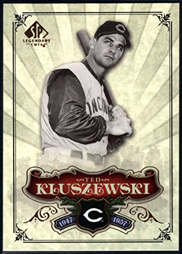 - Baseball MLB 2006 Upper Deck SP Legendary Cuts #74 Ted Kluszewski NM-MT Reds