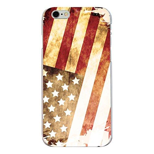"Disagu Design Case Schutzhülle für Apple iPhone 6 Hülle Cover - Motiv ""Amerika"""