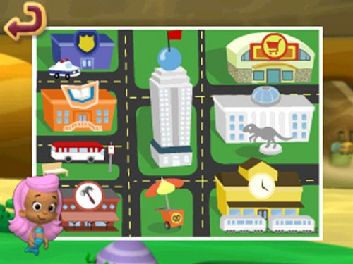 LeapFrog Learning Game: Bubble Guppies (for LeapPad Platinum, LeapPad Ultra, LeapPad1, LeapPad2, LeapPad3, Leapster Explorer, LeapsterGS Explorer) by LeapFrog (Image #4)