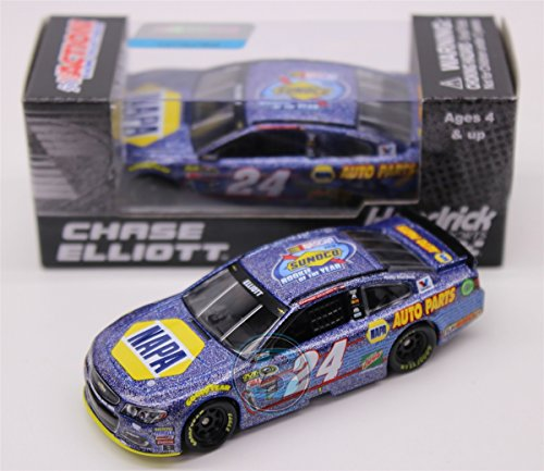 Lionel Racing Chase Elliott #24 NAPA Rookie of the Year Cup Series 2016 Chevrolet SS 1:64 Scale HT Official Diecast of the NASCAR Cup Series by Lionel Racing
