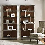 Lexington Mirage Kelly Wall Bookcase in Cashmere Finish Review