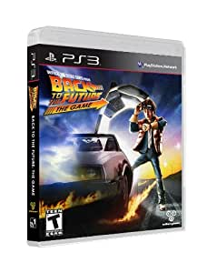 505 Games Back to the Future: The Game, PS3 PlayStation 3 Inglés vídeo - Juego (PS3, PlayStation 3, Acción / Aventura, T (Teen))