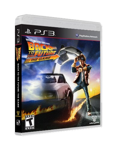 Back to the Future- The Game - Playstation 3 (Back To The Future The Game 2)