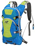 Hydration Pack 26L Water Rucksack Backpack Bladder Bag Cycling Bicycle Bike/Hiking Climbing Pouch tough military Style w/ 2L bladder TPU water bag