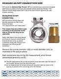 "DuraChoice 3/8"" Stainless Steel (316) Mini Ball"