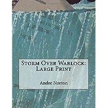 Storm Over Warlock: Large Print