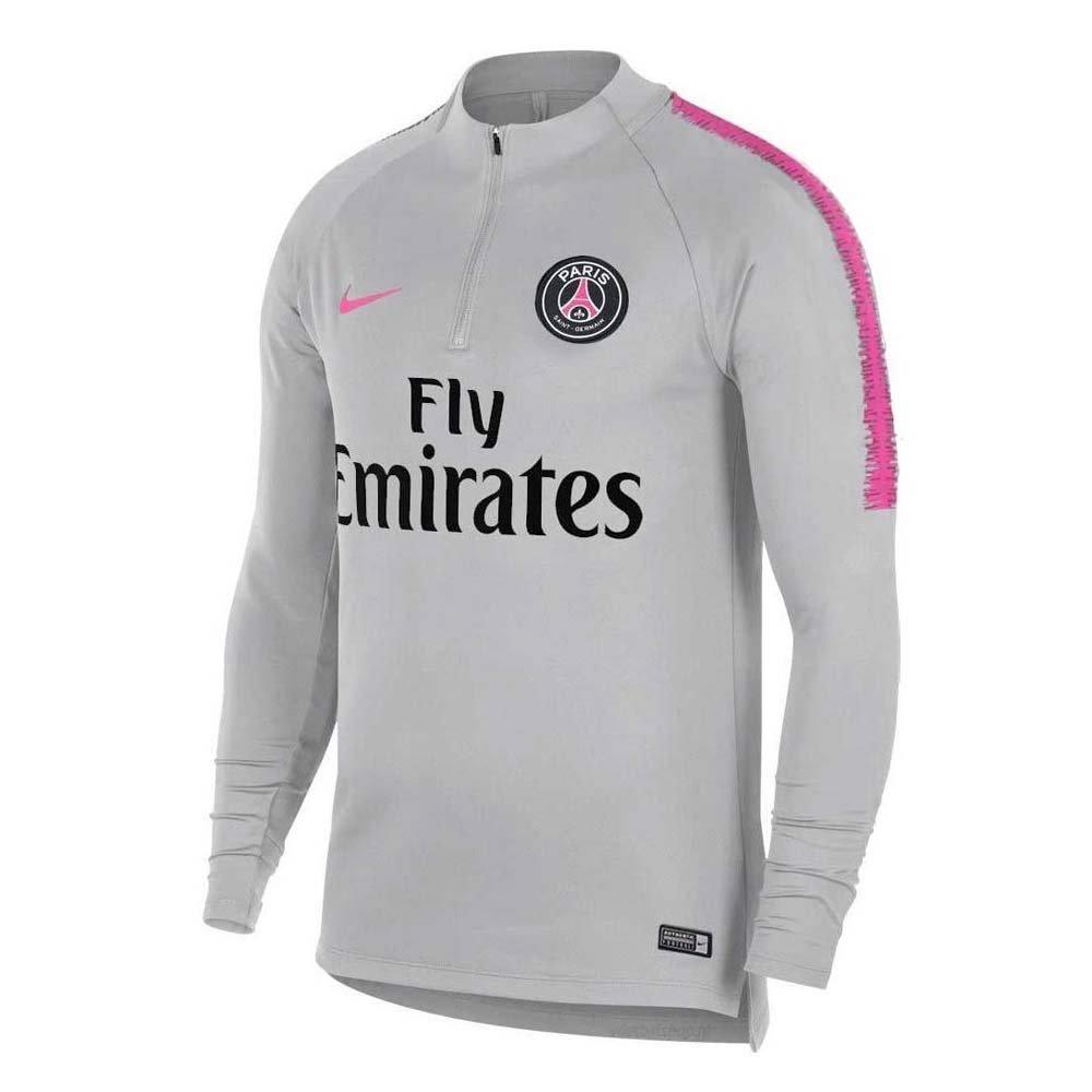 Nike Dry Squad Camiseta De Manga Larga Paris Saint-Germain, Unisex ...