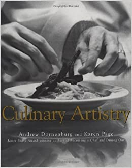 Culinary Artistry Book