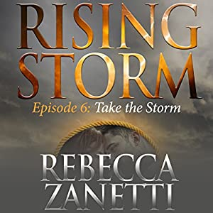 Take the Storm Audiobook
