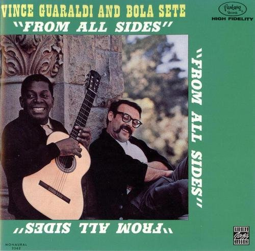 Vinilo : Vince And Bola Sete Guaraldi - From All Sides (LP Vinyl)