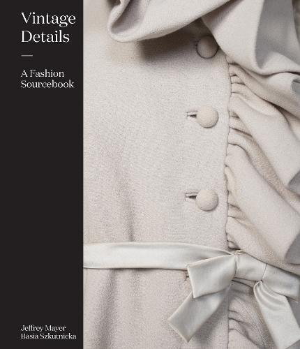 Vintage Details: A Fashion Sourcebook from imusti