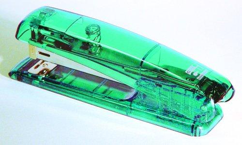 Charles Leonard Inc. Plastic Transparent Stapler, Full Strip