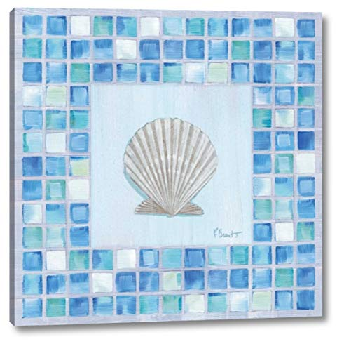 Mosaic Scallop by Paul Brent - 15