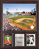 : MLB Fenway Park Stadium Plaque