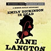 Emily Dickinson Is Dead: A Homer Kelly Mystery, Book 5 | Jane Langton