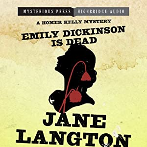 Emily Dickinson Is Dead Audiobook
