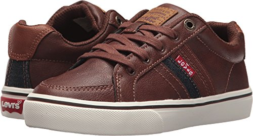 Levi's Shoes Baby Boy's Turner Nappa (Toddler/Little Kid/Big Kid) Brown/Tan 3 M US Little Kid