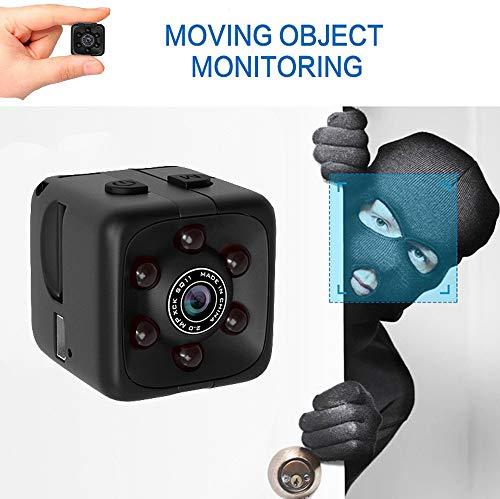 Little Story  Hidden Camera, Mini Full HD 1080P DV Action Hidden Security Motion Cam Night Vision Camera ()