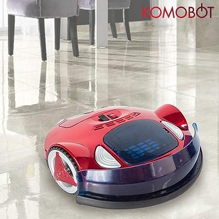 Robot aspirador con batería y cargador: Amazon.es: Hogar