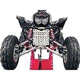 Motoworks EZ-FIT MX/XC Bumper - Black 80-1012