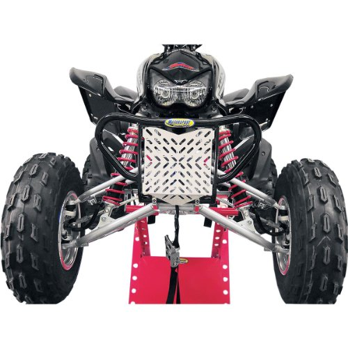 - Motoworks EZ-FIT MX/XC Bumper - Black 80-1012