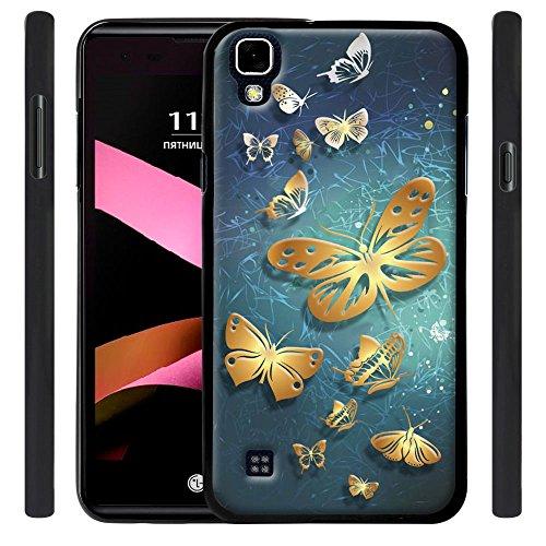 LG Tribute HD Case, LG X Style Case, LG Volt 3 Case, Harryshell(TM) Slim Tpu Gel Skin Flexible Soft Rubber Protective Case Cover for LG Tribute HD LS676 / LG X Style / Volt 3 (A-2)