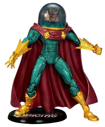 Spider-Man Origins - Mysterio