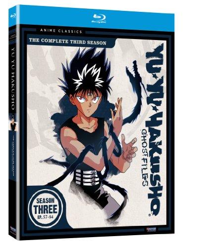Yu Yu Hakusho: Season 3 (Classic) [Blu-ray]