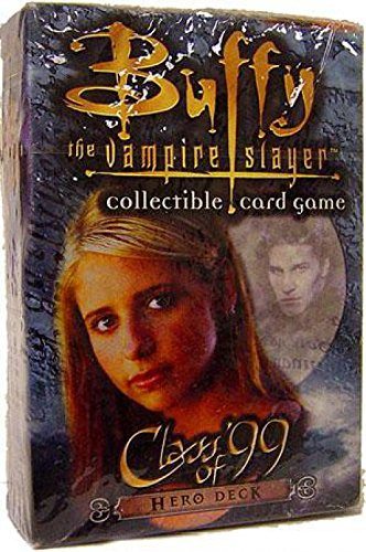 Buffy the Vampire Slayer Card Game Class of 99 Hero Deck ()