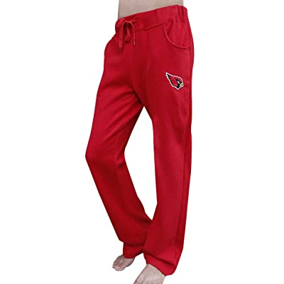 Winzonup Womens Football Sporty Cardinals Casual Pants at Women's Clothing store
