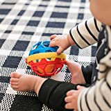 Baby Einstein Bendy Ball Rattle Toy, Ages 3 months