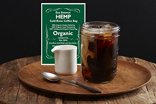 Organic-Hemp-Cold-Brew-Coffee-Bag-6×10-Reusable-Bag-1-and-2-Packs-available-100-Natural-No-Harmful-Chemicals-Free-E-Book-of-Cold-Brew-Coffee-Nut-Milk-Recipes-and-overall-care-guide
