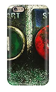 Iphone Case Cover Fashionable Iphone 6 Case Start And Stop Buttons