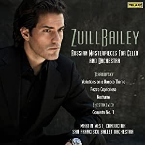 Russian Masterpieces for Vc & Orch