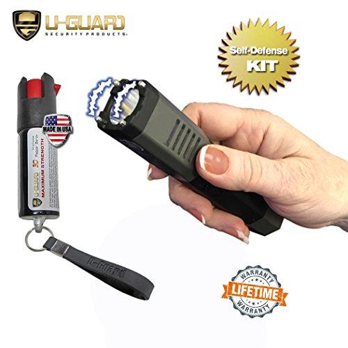 pepper spray and stun gun combo - 5