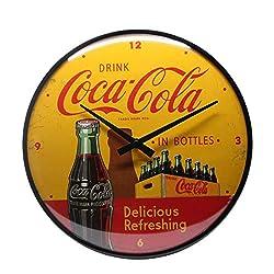 Coca-Cola Delicious Refreshing Clock