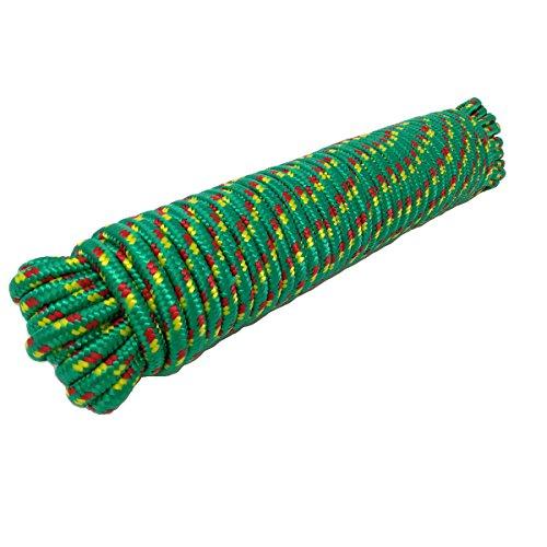 Hongcheng Polypropylene Braided Utility Rope 3/8