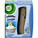 Air Wick Freshmatic Automatic Air Freshener Spray Kit, Snuggle Fresh Linen (Gadget + 1 Refill)