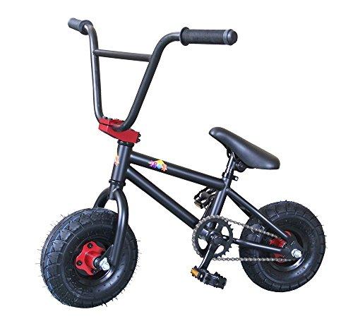 Kobe Mini BMX Bike - Pro Bicycle - Black/Red