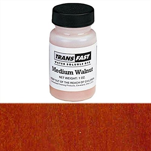 Homestead TransFast Dye Powder, Medium Walnut