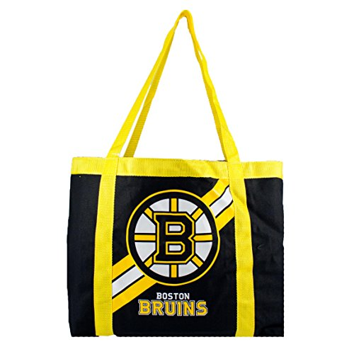 Boston Bruins Jersey Purse - NHL Boston Bruins Team Tailgate Tote